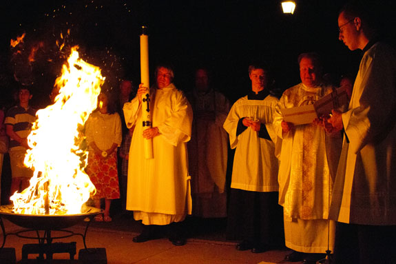 Easter Vigil 2012for web